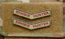 Multicam ZOMBIE HUNTER Tabs OUTBREAK RESPONSE TEAM Patch
