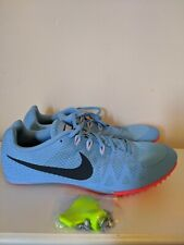 Nike Zoom Rival MD Track And Field Sprint Running Shoes  Size 12 Mens 806555-446