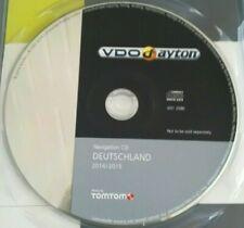 Renault Carminat 2000-2006 Navigation CD VDO Dayton Deutschland 2014/2015