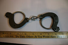 Vintage Toy Handcuffs with Spring Release LOOK!  JSH