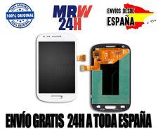 Pantalla Completa para Samsung Galaxy S3 i9300 con Marco Blanco 100% ORIGINAL
