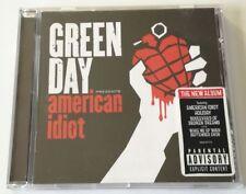 GREEN DAY AMERICAN IDIOT CD ALBUM OTTIMO SPED GRATIS SU + ACQUISTI
