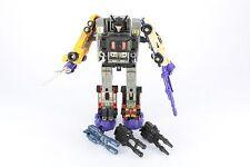 Transformers ORIGINALE g1 Menasor motormaster Dragstrip Stunticons metallo cassapanche V