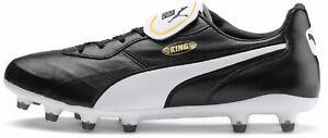 Puma King Top FG – Black