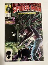 Peter Parker The Spectacular Spider-Man, The #131 Death Of Kraven Vintage