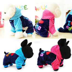 Chihuahua Small Pet Dog Puppy Cat Sweater Jacket Coat Pet Clothes Winter Apparel