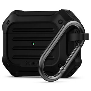 Apple AirPods Pro Case | Spigen® [Tough Armor] Shockproof Slim Cover