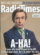 Radiotimes February 23-1 March 2019 Alan Partridge Rosamund Pike The Fiennes