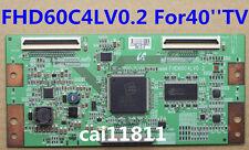 T-con board FHD60C4LV0.2 Toshiba Samsung FHD60C4LV0 Logic board For 40'' TV