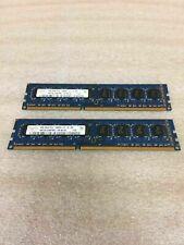 Hynix 8GB (2x4GB) PC3-10600U 1333 DDR3 Desktop Memory - Working QTY Available