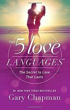 The 5 Love Languages Secret to Love that Lasts Paperback Book Dr. Gary Chapman