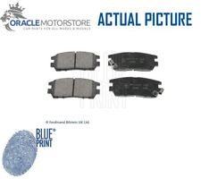 NEW BLUE PRINT REAR BRAKE PADS SET BRAKING PADS GENUINE OE QUALITY ADC44243