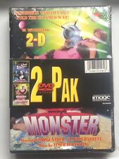 Plan 9 from Outer Space/Robot Monster: Bela Lugosi (DVD 2-Disc Set) NEW!