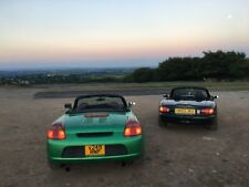 Toyota mr2 mk3 roadster mrs convertible green
