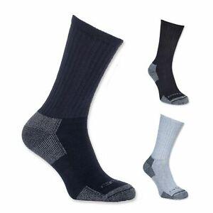 Carhartt All Season Cotton Sock 3-Pair | Socken | verstärkt | 3 Paar | A62-3