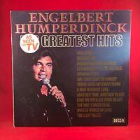 ENGELBERT HUMPERDINCK His Greatest Hits 1971  UK  Vinyl LP EXCELLENT CONDITION