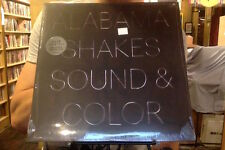 Alabama Shakes Sound & Color 2xLP sealed clear vinyl + download