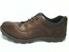 CATERPILLAR CAT MENS Movement Casual SHOES BROWN OXFORD Leather US 12 EU 45 NICE