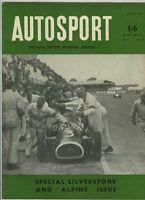Autosport July 25th 1952 *British Grand Prix & Alpine Rally*