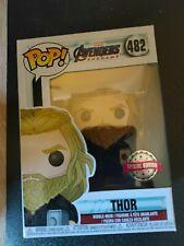 Funko POP ! Endgame Thor con Mjölnir e Stormbreaker  #482  - Avengers  - Marvel