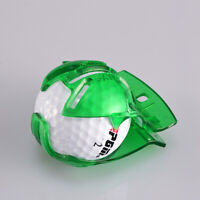 Golf Ball Line Clip Alignment Marker Liner Pen Template Putting Aids Marks Tool