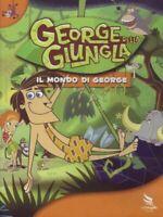 George Della Giungla #01 - Il Mondo Di George - DVD nuovo sigillato
