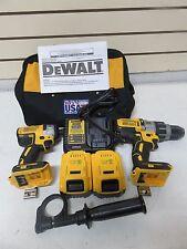 DEWALT DCK299D1T1 20V Brushless Hammer Drill/Impact Driver Combo