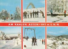 Alte Postkarte - Am Kahlen Asten - 841 m.ü.N.N.