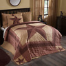 VHC Landon Quilt (you choose size & accessories) ~ Primitive Texas Star