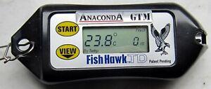 Anaconda GTM Fish Hawk Temperatur- und Tiefenmesser