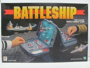 Vintage Milton Bradley Battleship Naval Combat Game 1998 - Complete