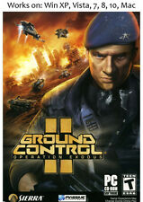 Ground Control II 2 Operation Exodus Special Edition PC Mac Game