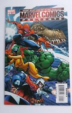 MARVEL COMICS PRESENTS #1  2007 Wrap-Around Campbell Cover VF/NM