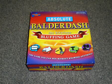 ABSOLUTE BALDERDASH : THE BLUFFING GAME - By DRUMOND PARK In VGC (FREE UK P&P)