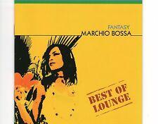 CD MARCHIO BOSSA fantasy BEST OF LOUNGE ITALY 2007 EX+