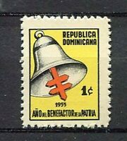 27973) Dominican Rep.1955 MNH New Postal Tax Stamp