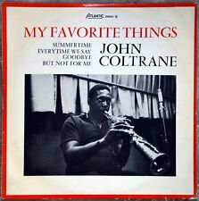 33t John Coltrane - My favorite things (LP)