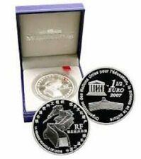 Pièces euro de la France Année 2007 1 Euro 1/2