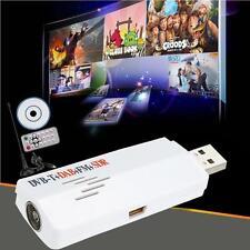 DVB-T USB TV FM+DAB Radio Tuner Receiver Stick Realtek RTL2832U+R820T MCX
