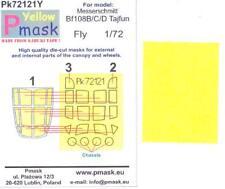Model Maker 1/72 MESSERSCHMITT Bf-108 TAIFUN Kabuki Tape Paint Mask Set for Fly