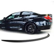 BMW 5er F10 Sport Heckspoiler Kofferraum M5 Performance SLIM Spoiler Abrisskante