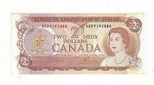**1974**Canada $2, Crow/Bouey #ARB 9192486 BC-47b