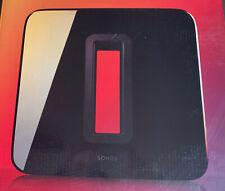 Sonos SUBG1US1BLK Sub Powered Subwoofer - Black
