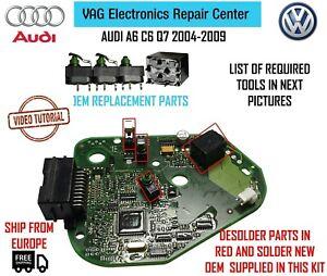 Audi A6 Steering Column Lock Actuator Fix 4F0905852 ELV Repair⭐Video Tutorial⭐