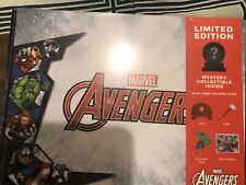 Marvel Avengers Limited Edition Mystery Collection Culturefly Factory Sealed