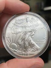 2012 American Silver Eagle  1 oz. .999 Bullion Coin