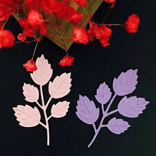 Metal Leaf Cutting Dies Stencil DIY Scrapbooking Album Paper Card Decor Craft HS