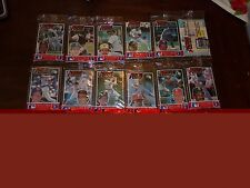 1985 Donruss Action All-Stars Lot of 14 UNOPENED Packs