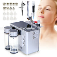 Hydro Water Peeling Microdermabrasion Dermabrasion Facial Skin Deep Cleaning SPA