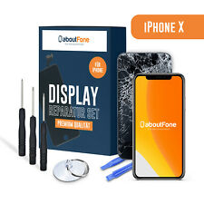 Display iPhone 10 X Vormontiert LCD TFT GLAS 10 Retina Bildschirm Touch Screen